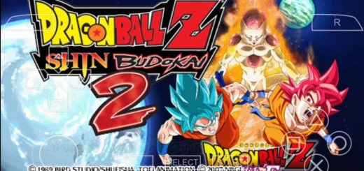 PSP Dragon Ball Z: Tenkaichi Tag Team SaveGame 100% - Save