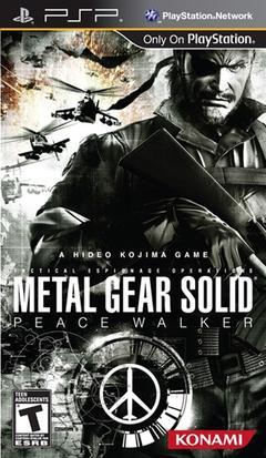 metal gear solid peace walker save data