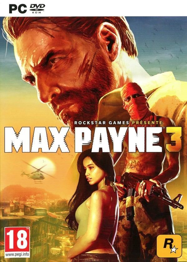 PC Max Payne 3 SaveGame 100% - Save File Download