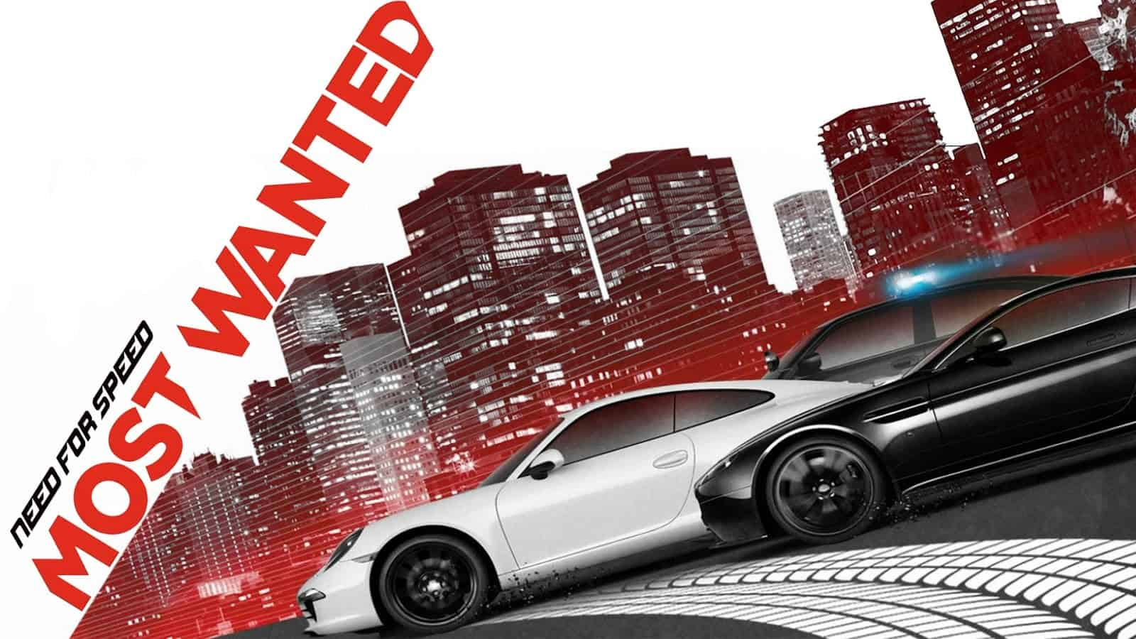 PC Need For Speed: Most Wanted 2012 SaveGame 100% - Save