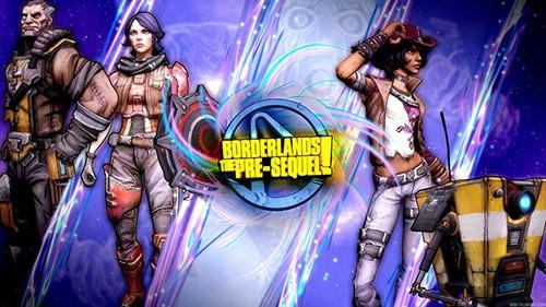 Save for Borderlands: The Pre-Sequel - Game Save Download file
