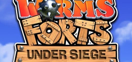 Save for Worms Forts Under Siege