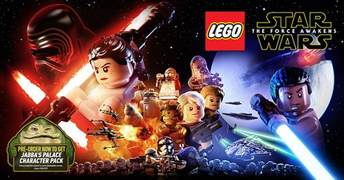 Save For Lego Star Wars The Force Awakens Game Save Download File