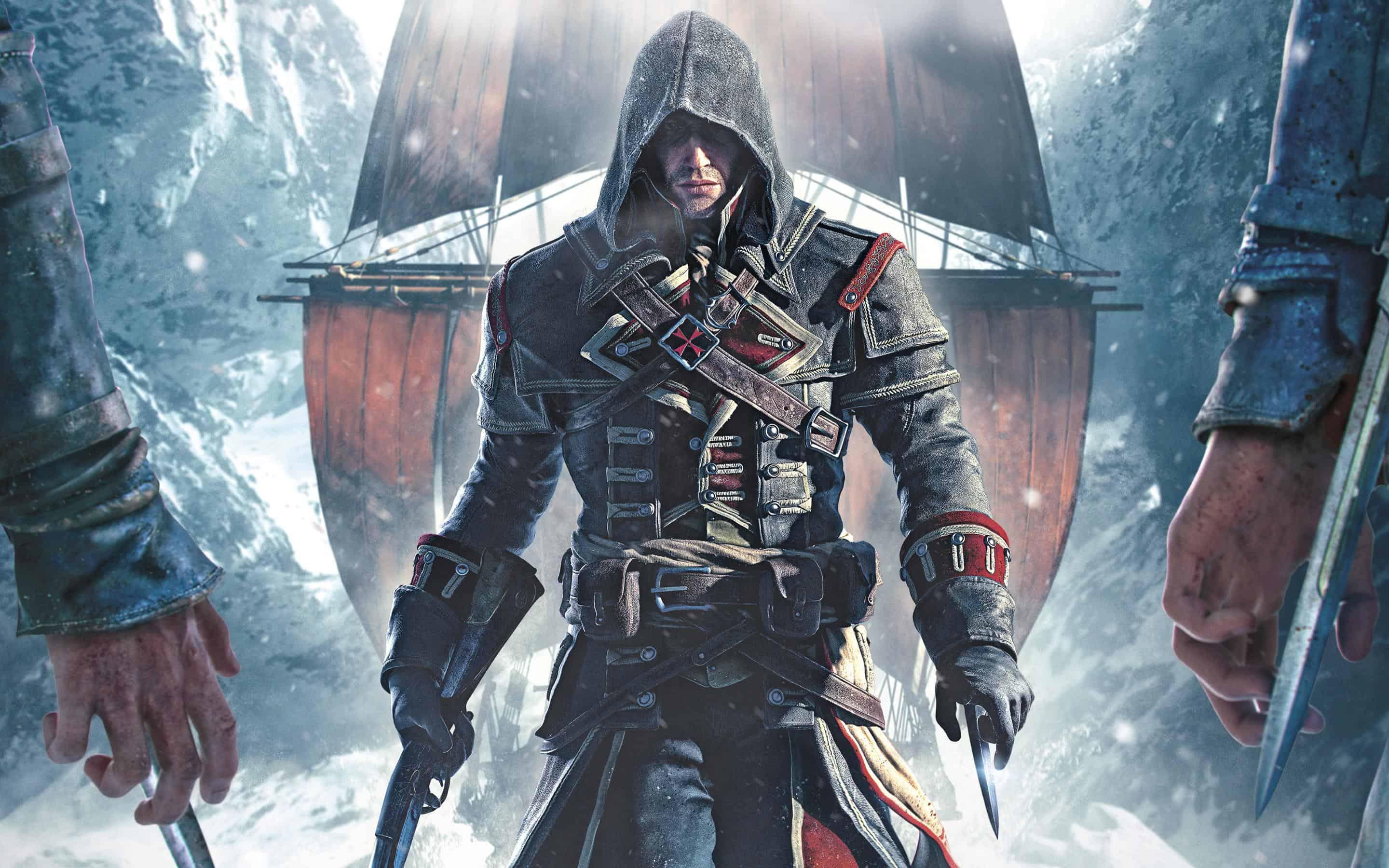 Assassin's Creed Rogue Save Game