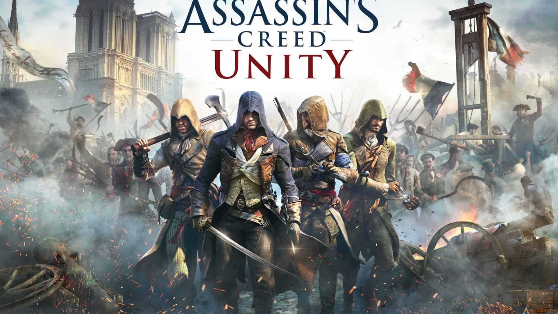 Скачать сохранения (saves) для assassins creed unity. Где.