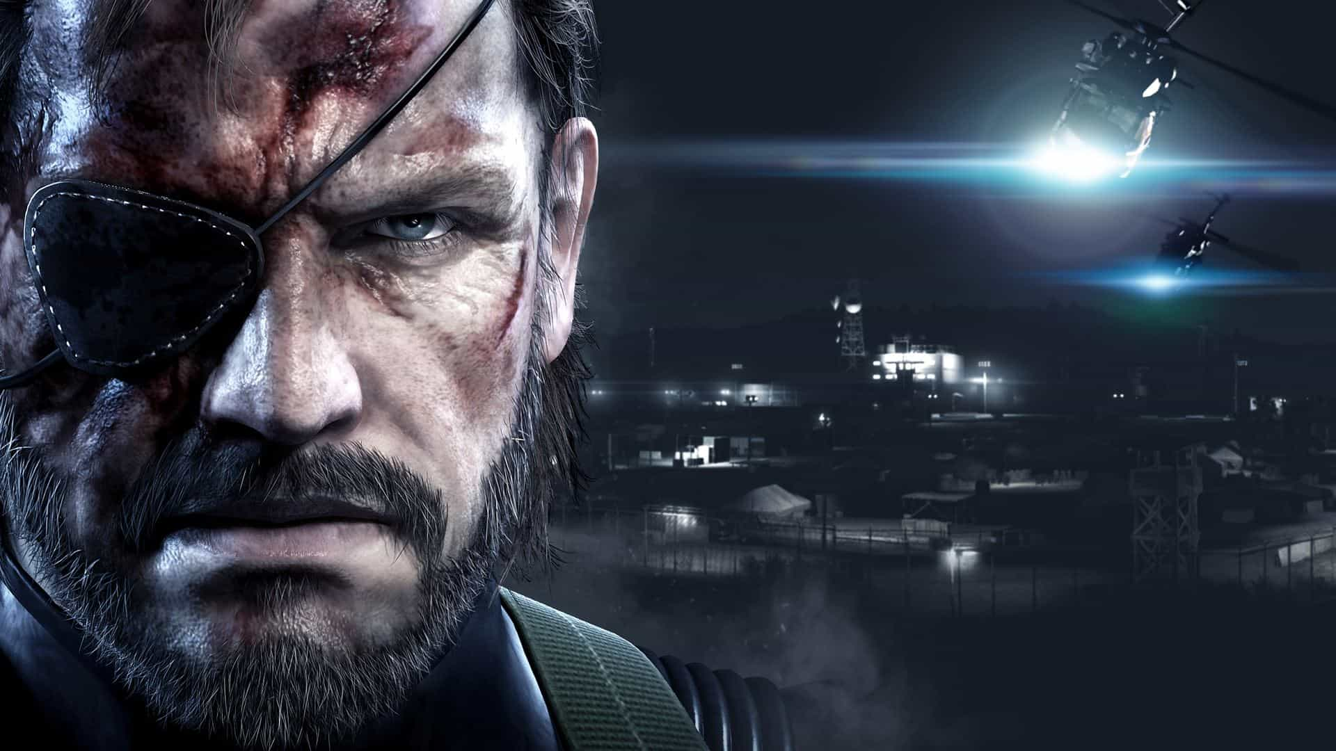 Metal Gear Solid V: Ground Zeroes Save Game - Save File Download