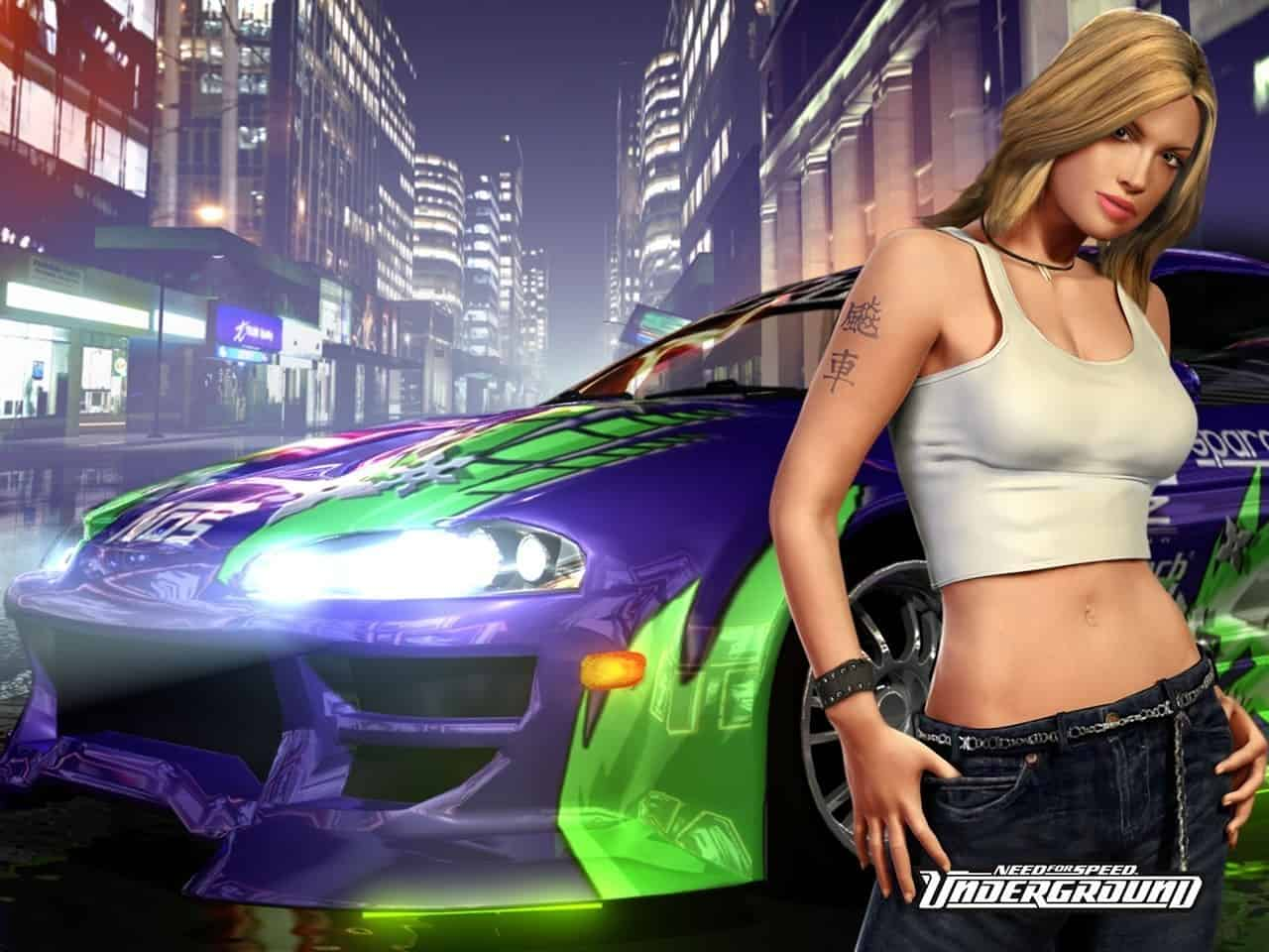 Need For Speed Underground Save Game Save File Download