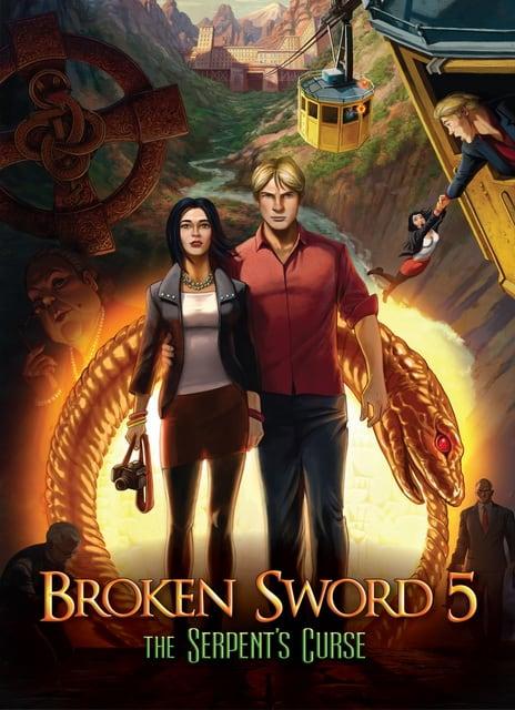PC Broken Sword 5: The Serpent's Curse SaveGame - Save File