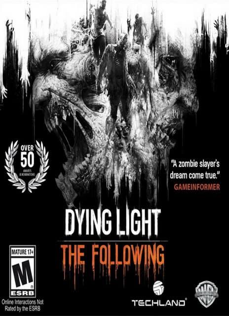 Скачать Сохранение для игры Dying Light