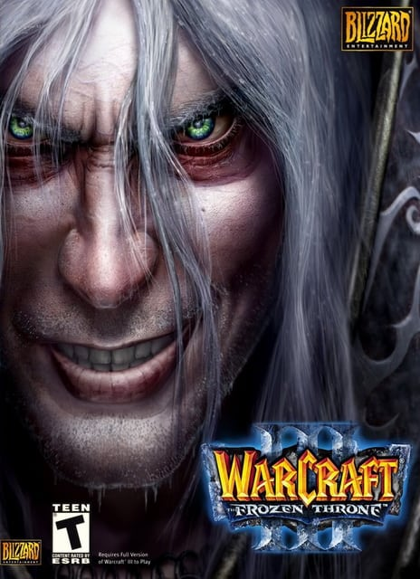 world of warcraft iii frozen throne download