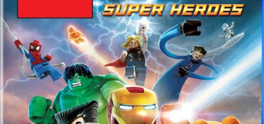 Lego Marvel Games
