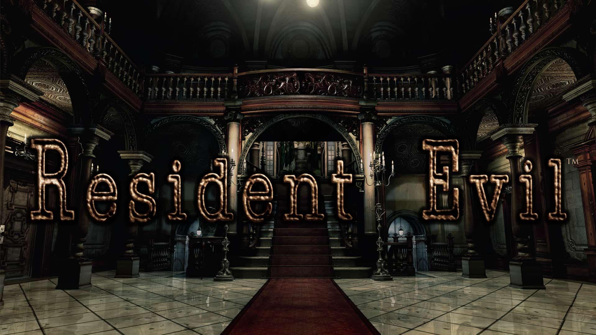 Resident evil hd remaster pc (2015) vs. Original (2002) graphics.