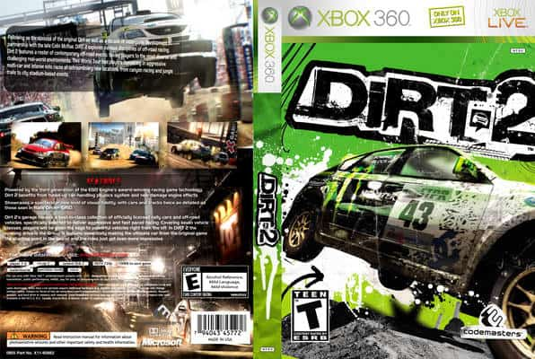 Xbox 360 Dirt 2 SaveGame - Game Save Download file