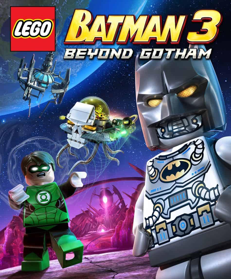 Xbox 360 Lego Batman 3 SaveGame - Save File Download