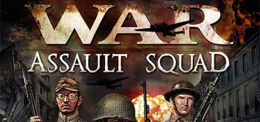 crack men of war assault squad