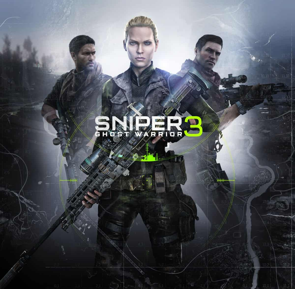 PC Sniper: Ghost Warrior 3 SaveGame