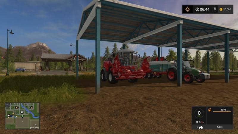 PC Farming Simulator 17 SAVEGAME: DAIRY FARM V1 0 - Game Save
