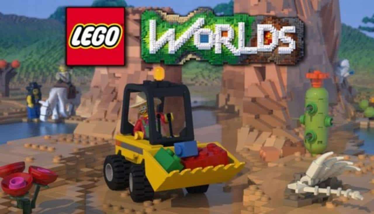 Скачать lego worlds [update 5] русская версия игры через торрент.