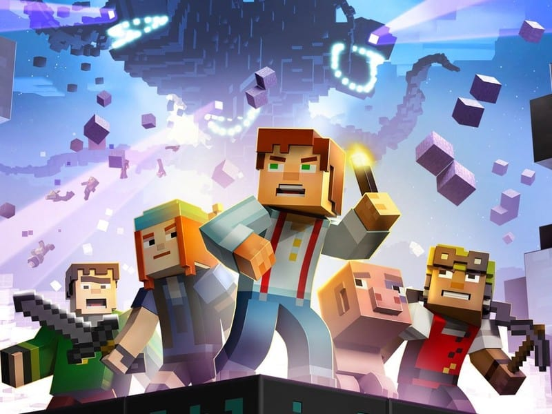 PC Minecraft: Story Mode SaveGame - Game Save Download file