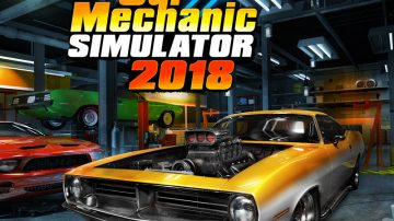 PC Car Mechanic Simulator 2018 SaveGame - Game Save Download file