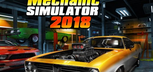 PC Car Mechanic Simulator 2018 SaveGame - Game Save Download file