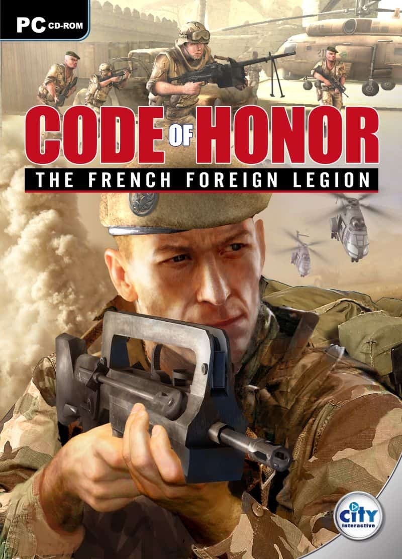 code of honor the french foreign legion full