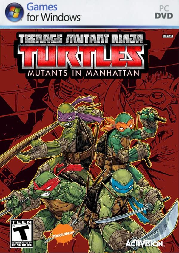 teenage mutant ninja turtles 3 game free download pc