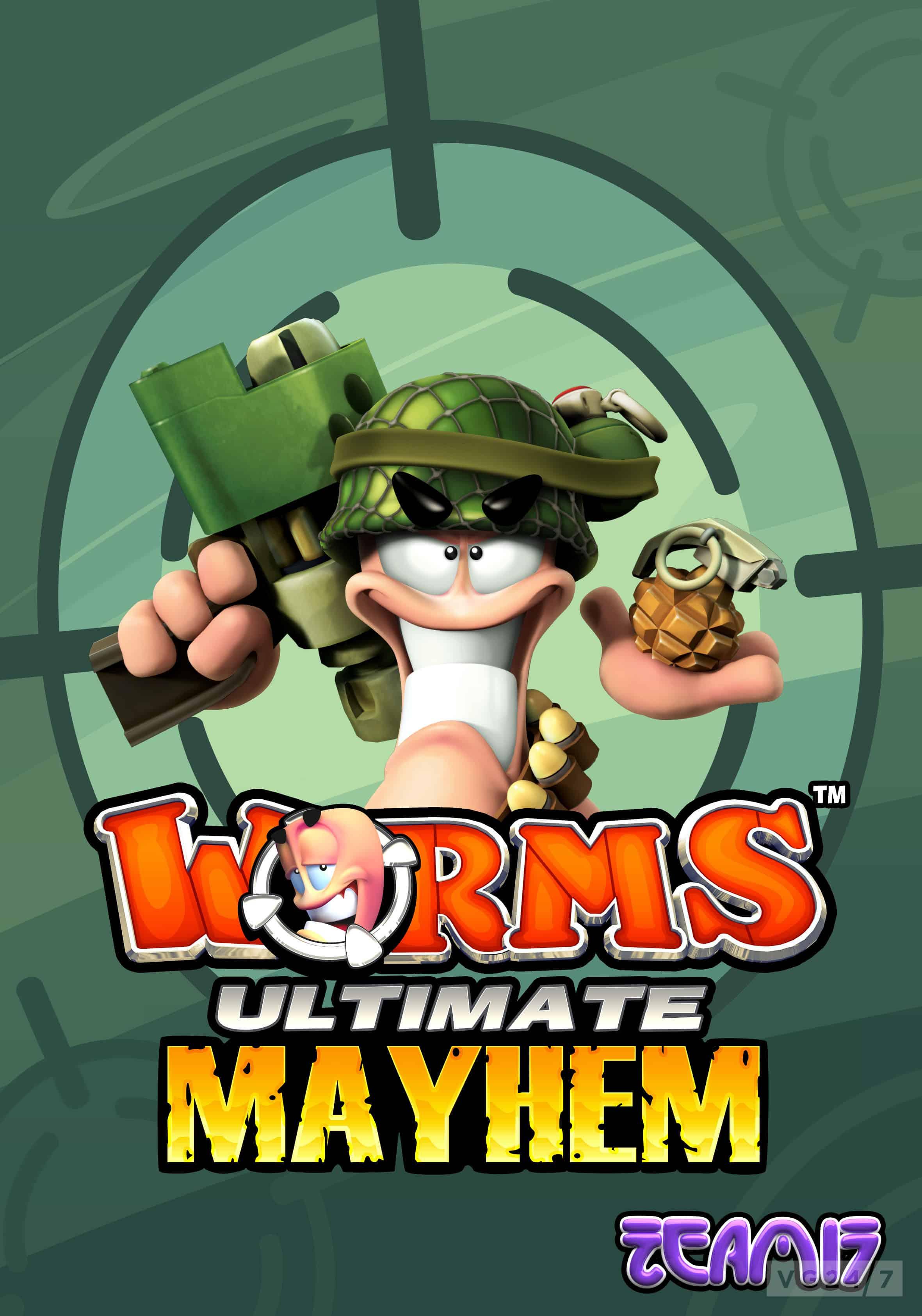 Worms 4 mayhem download.