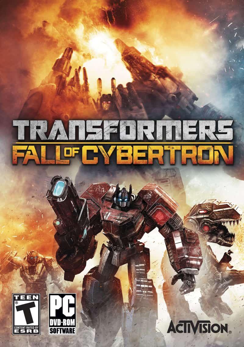 Transformers: war for cybertron optimus prime free paper model.