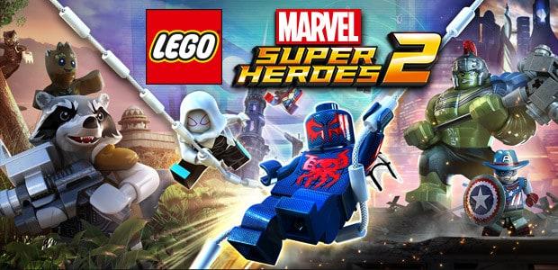 PC LEGO Marvel Super Heroes 2 SaveGame 100% - Save File Download