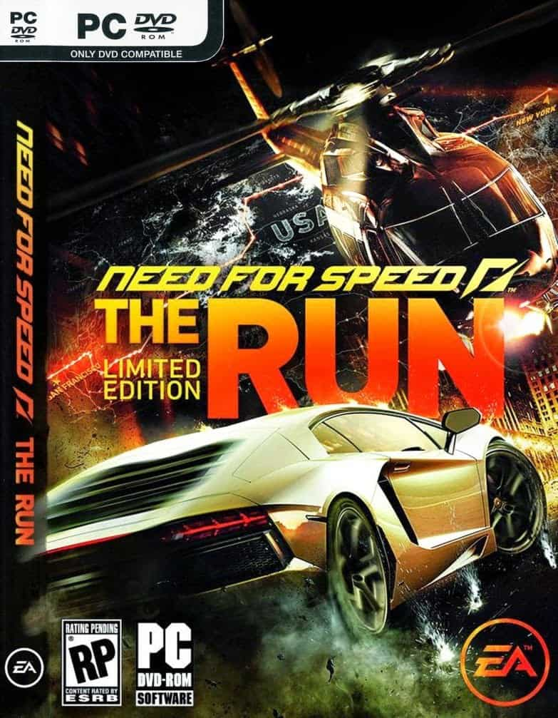 PC Need for Speed: The Run SaveGame - Game Save Download file