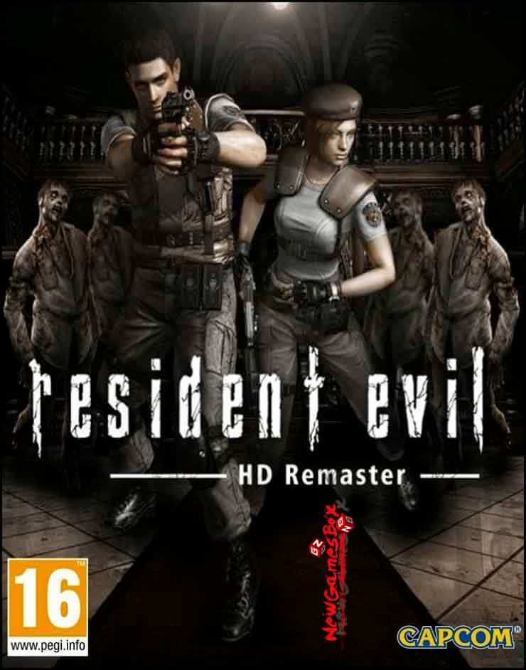 Download resident evil hd remaster | backbox repack games | free.