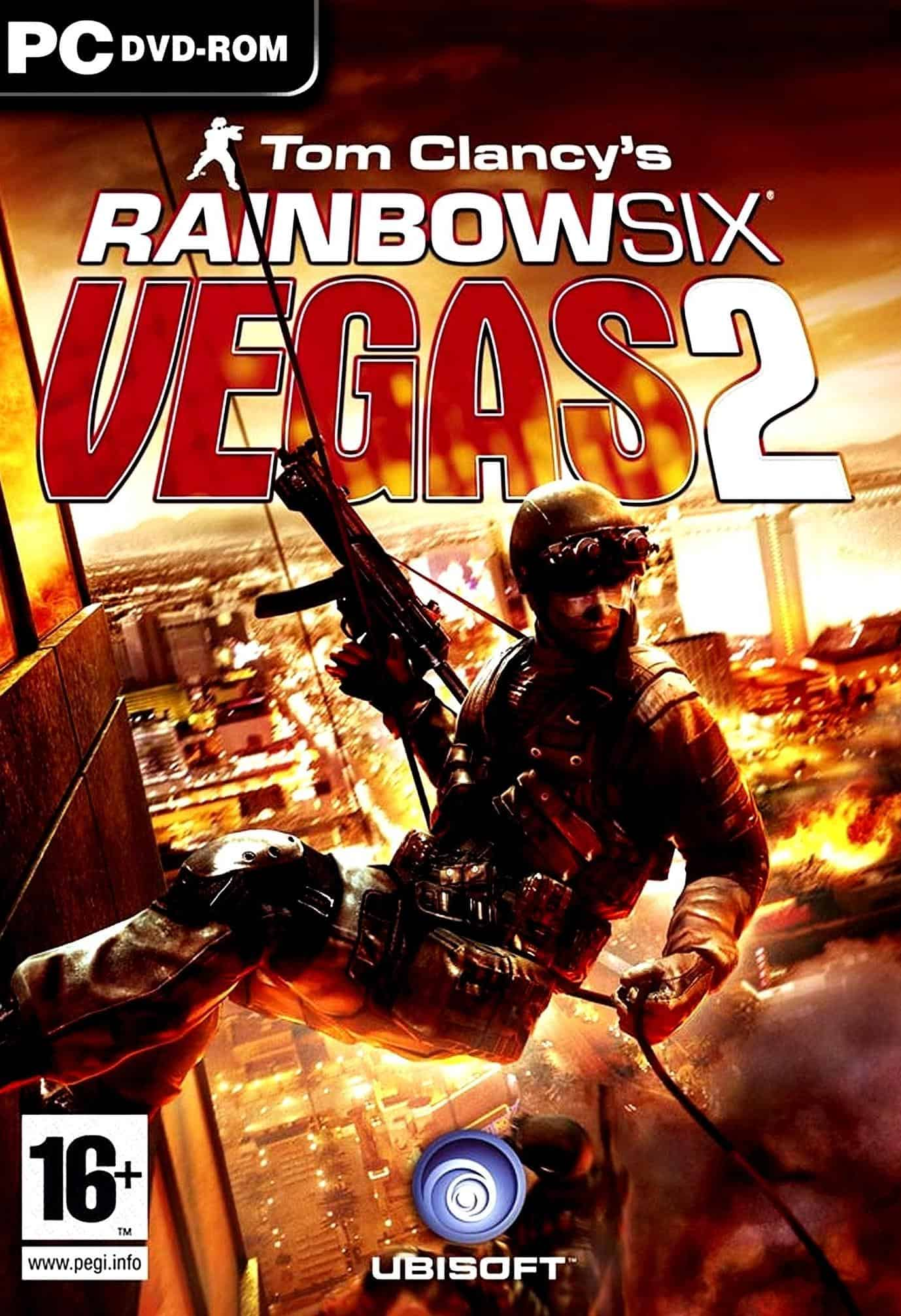 How to download and instal tom clancy rainbow six vegas 2 (torent.