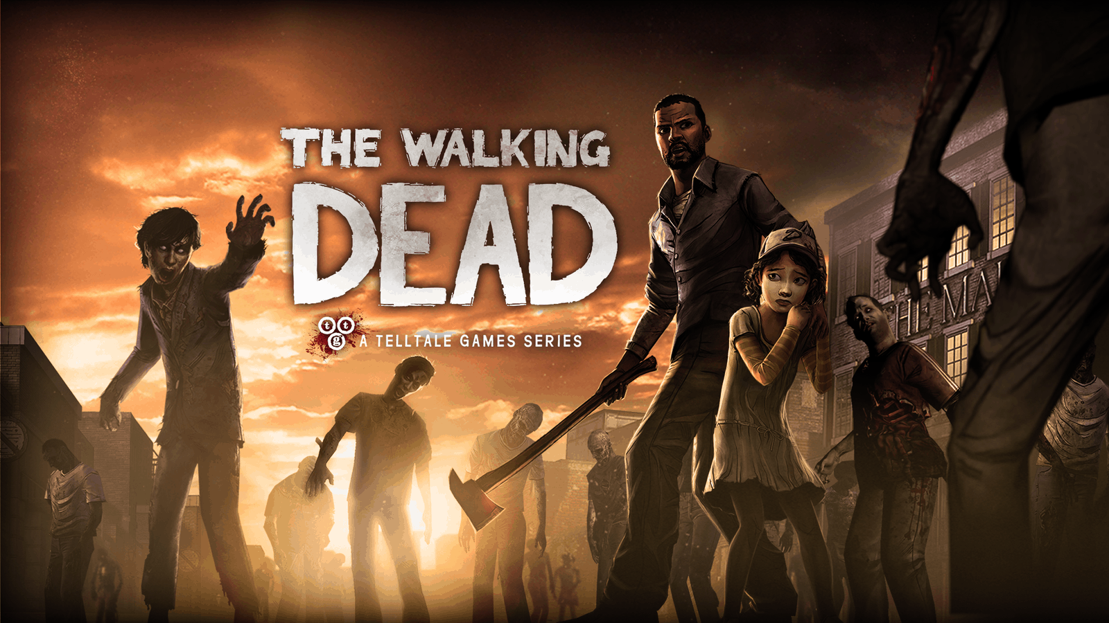 Image result for the walking dead telltale season 1