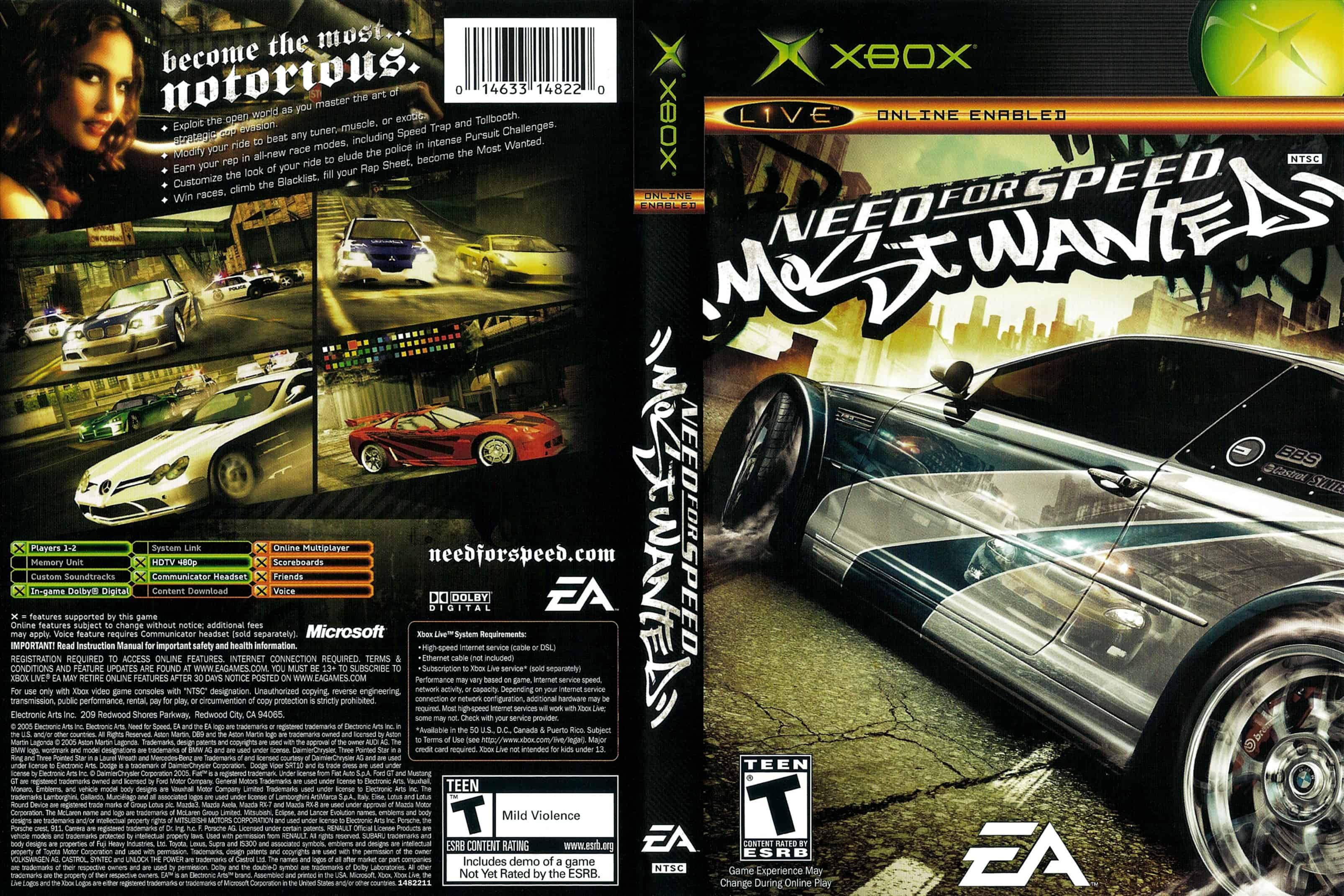 Need for speed most wanted (2012) [xbox 360]: bugatti veyron grand.