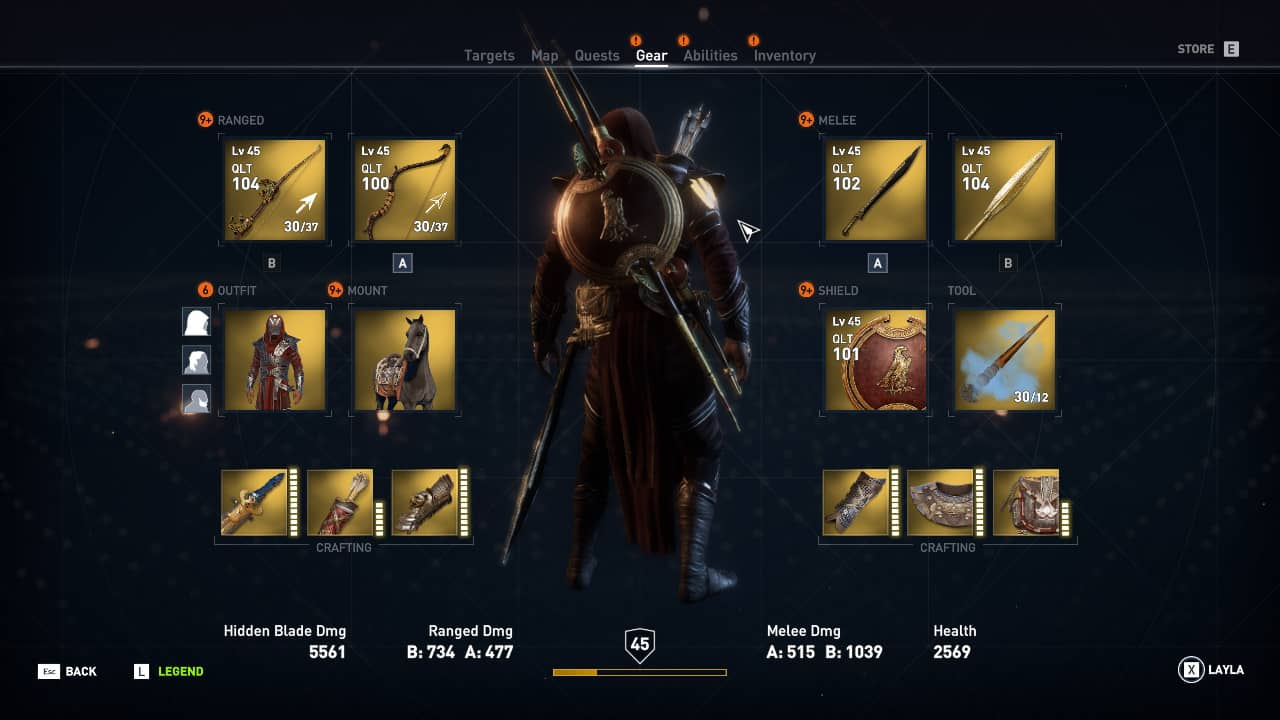 PC Assassin's Creed: Odyssey 100% Game Save   Save Game ...