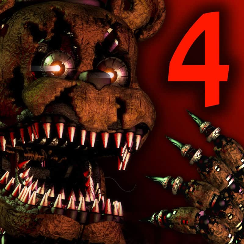 PC Five Nights At Freddy's 4 SaveGame - Save File Download