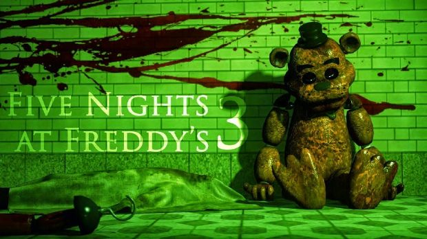five nights at freddys 3 the game