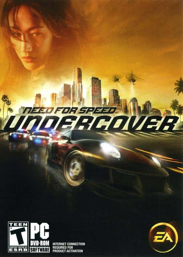 sauvegarde need for speed undercover pc