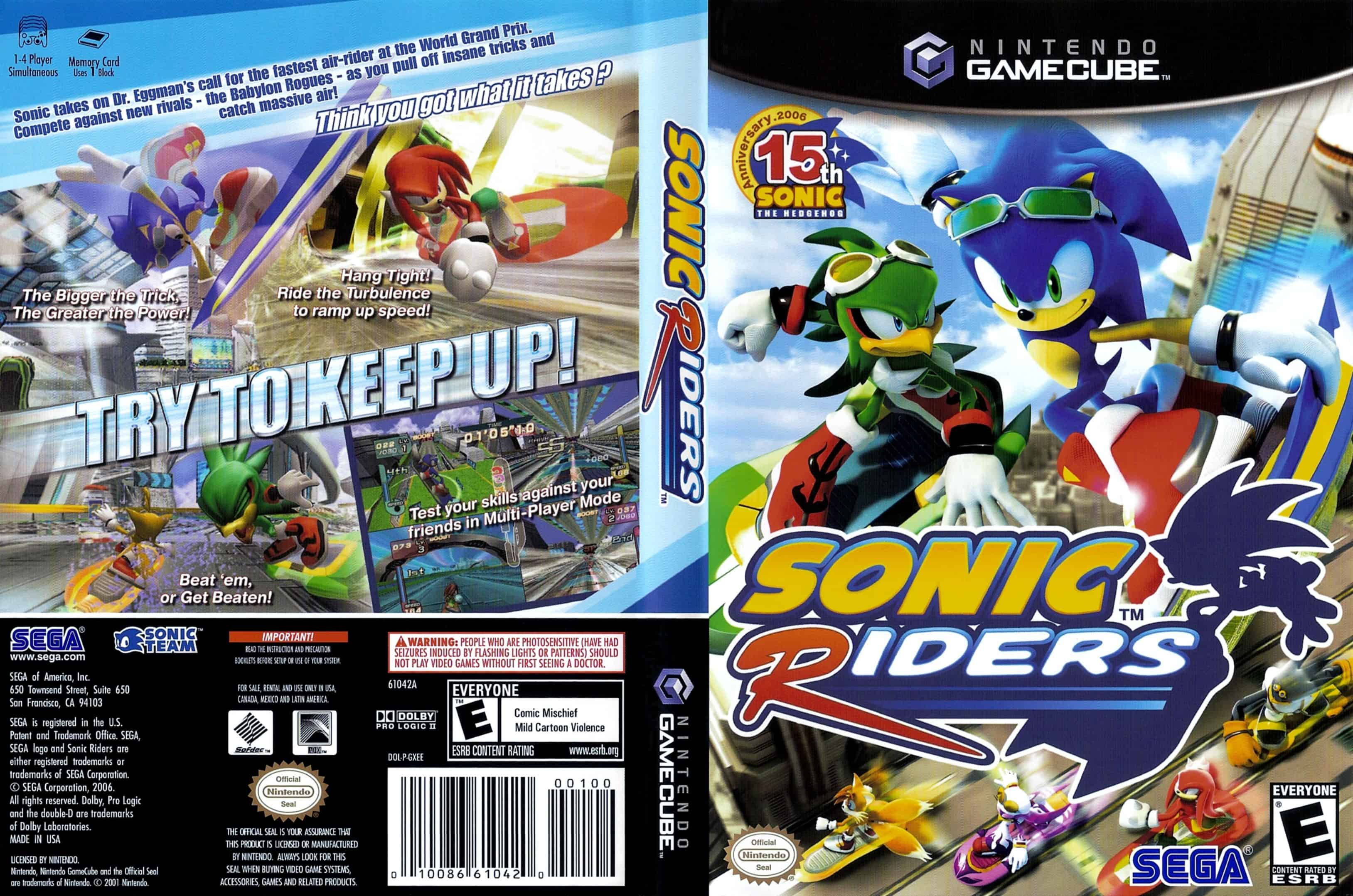 Sonic riders free download pc game full version.