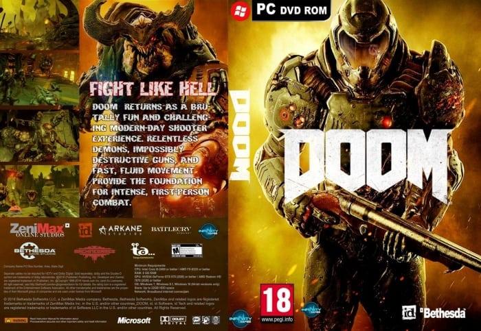 PC DOOM 4 SaveGame 100% - Save File Download