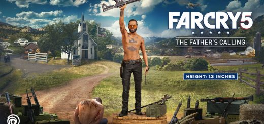 PC Far Cry 5 SaveGame 100% - Game Save Download file