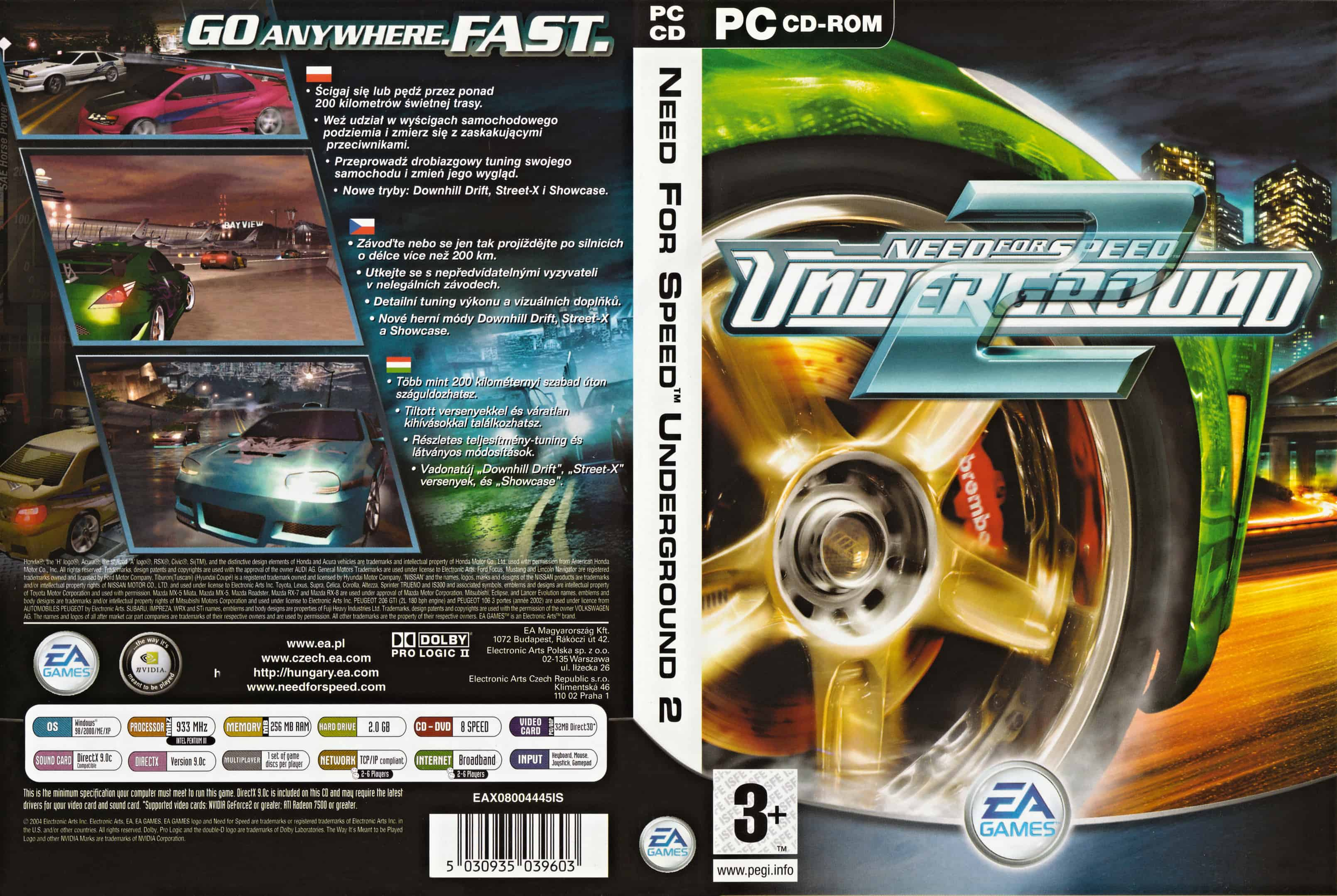 need for speed underground 2 download full