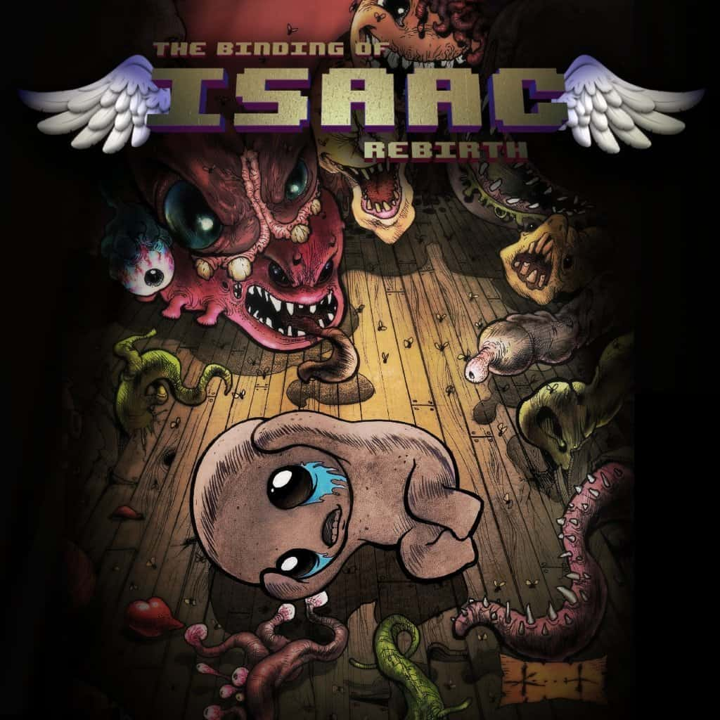PC Binding Of Isaac: Afterbirth Save File