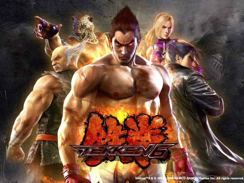Tekken 6 for pc free download full version with full speed youtube.