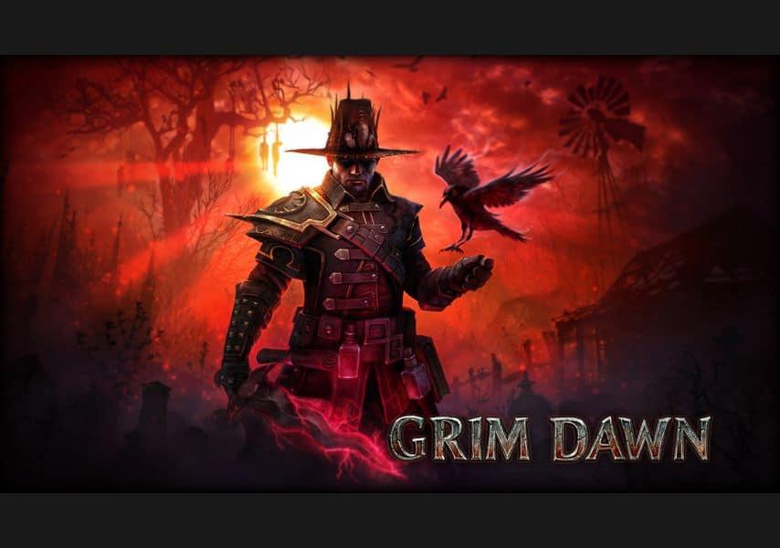 PC Grim Dawn SaveGame - Save File Download