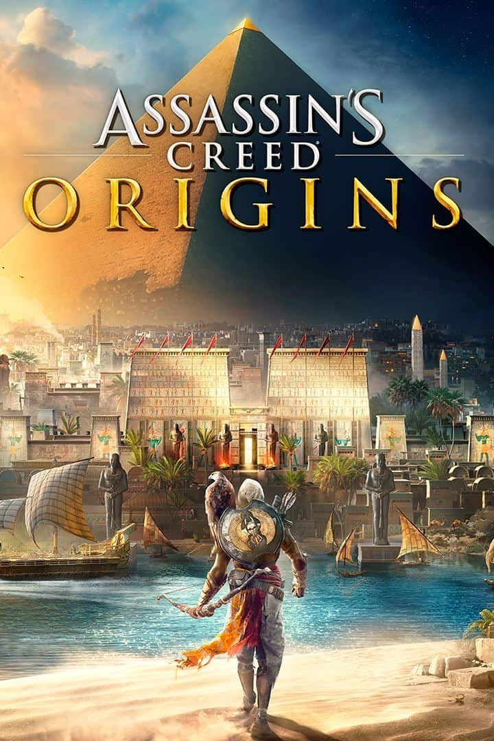 PC Assassin's Creed: Origins SaveGame 100% - Game Save Download file
