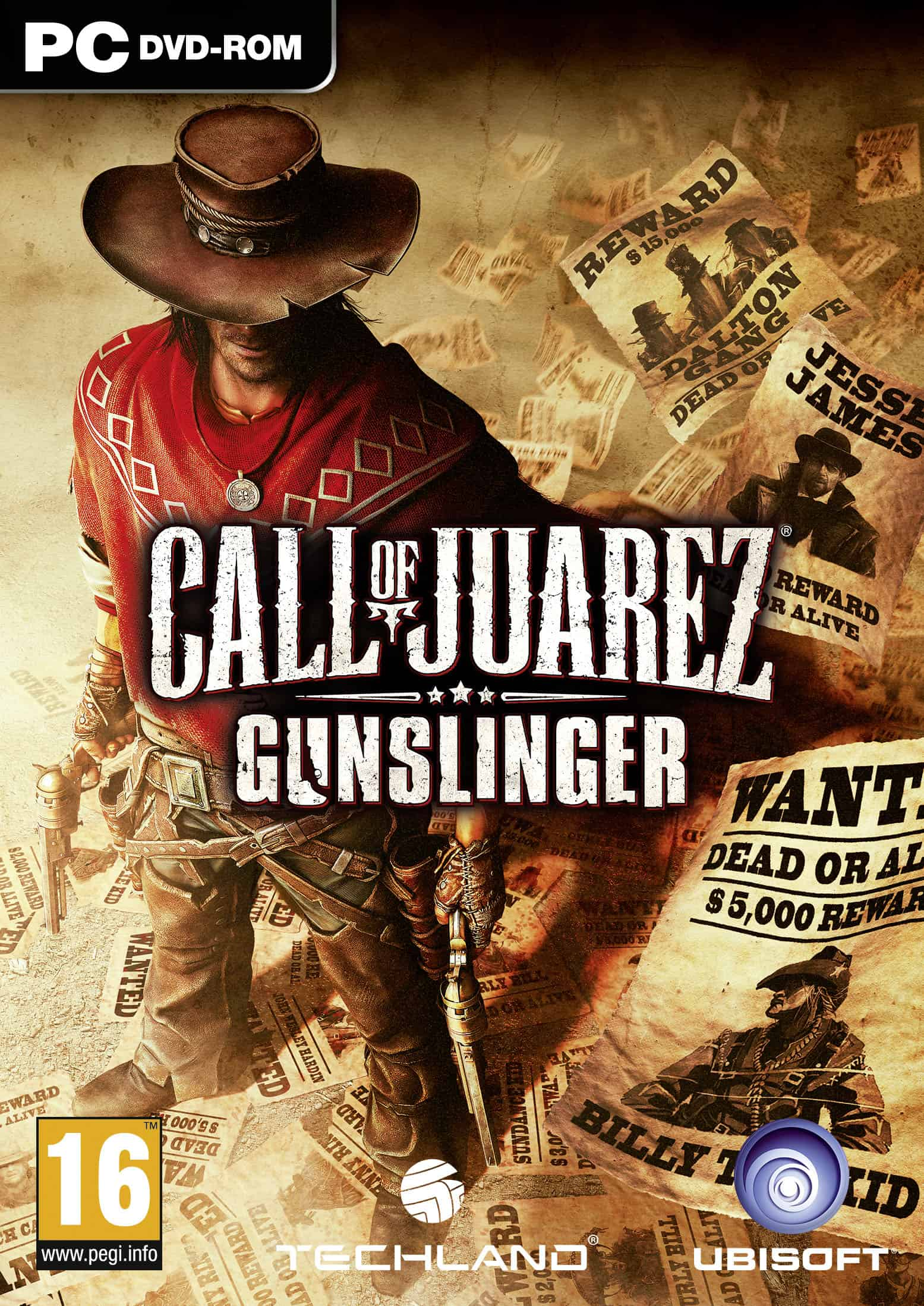 Buy call of juarez®: gunslinger and download.