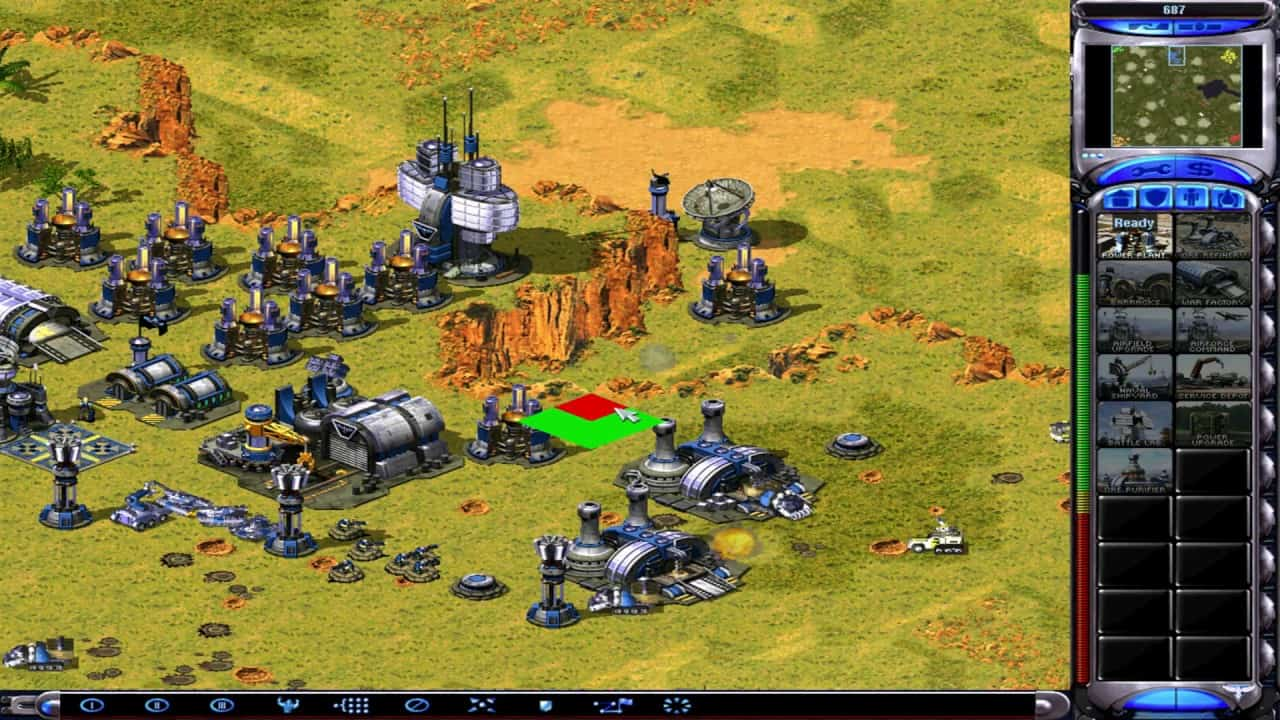 command and conquer red alert 2