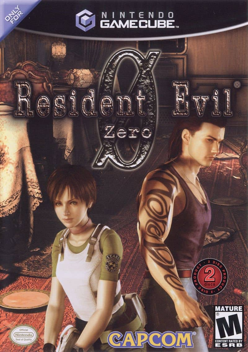 PC Resident Evil 0 SaveGame 100% - Save File Download